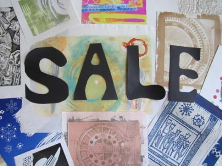 Downsized Sale Sign1761
